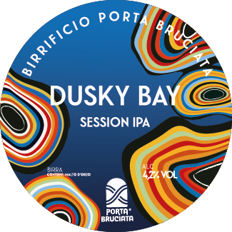PORTABRUCIATA DUSKY BAY SESSION IPA